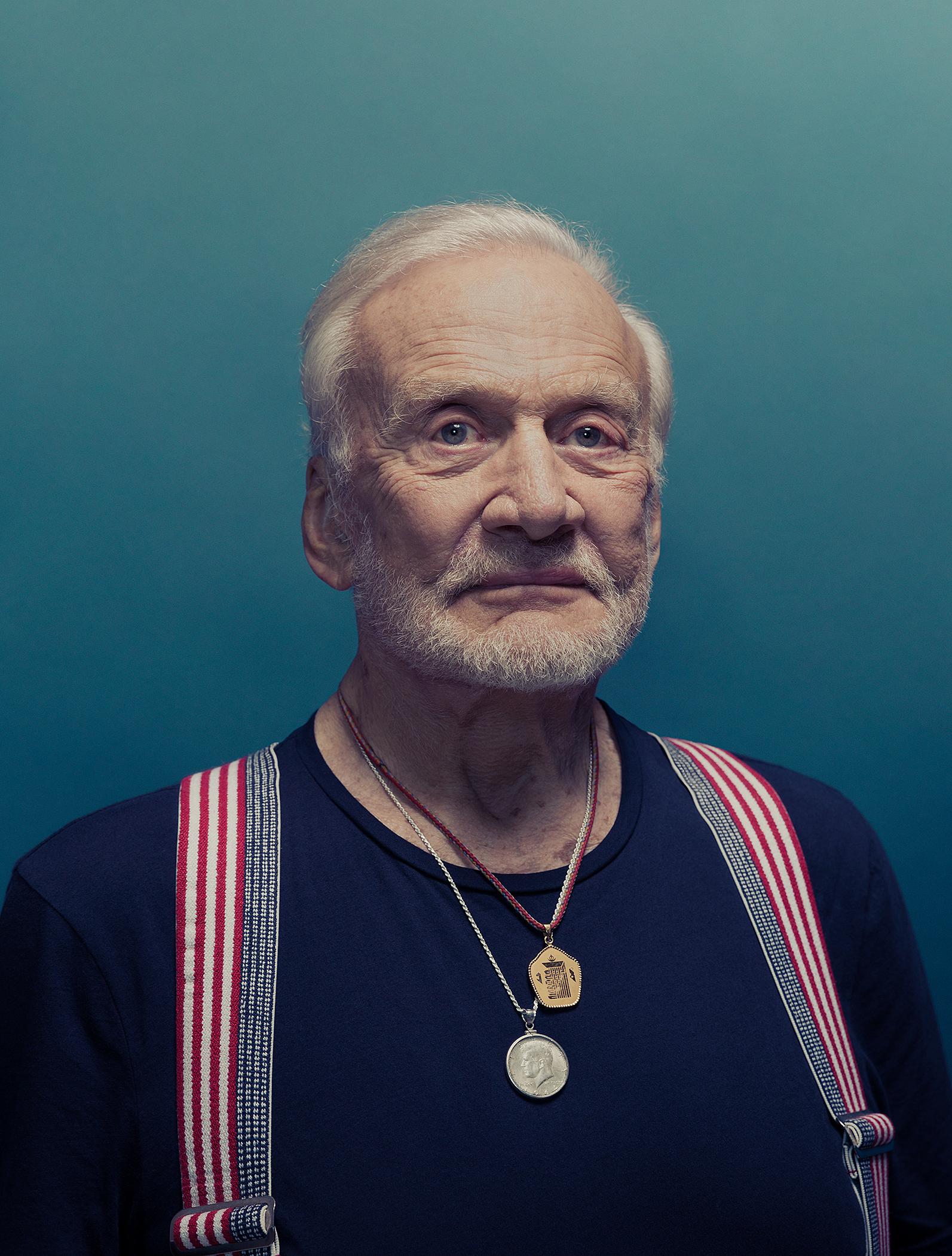 Buzz Aldrin, British Airways High Life