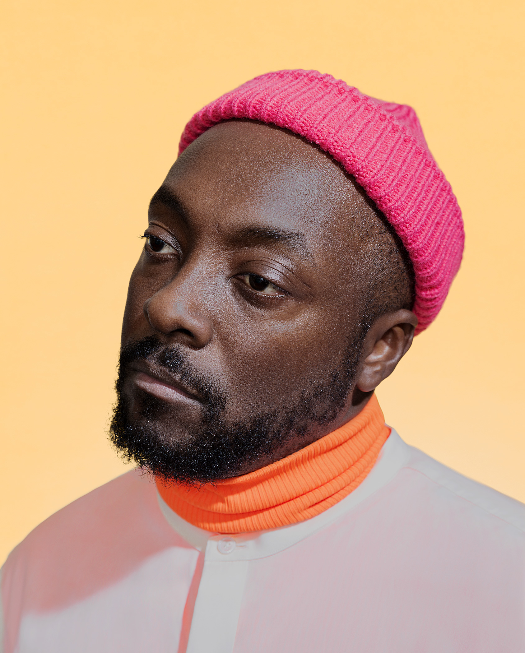 Will.i.am, The Sunday Times Magazine