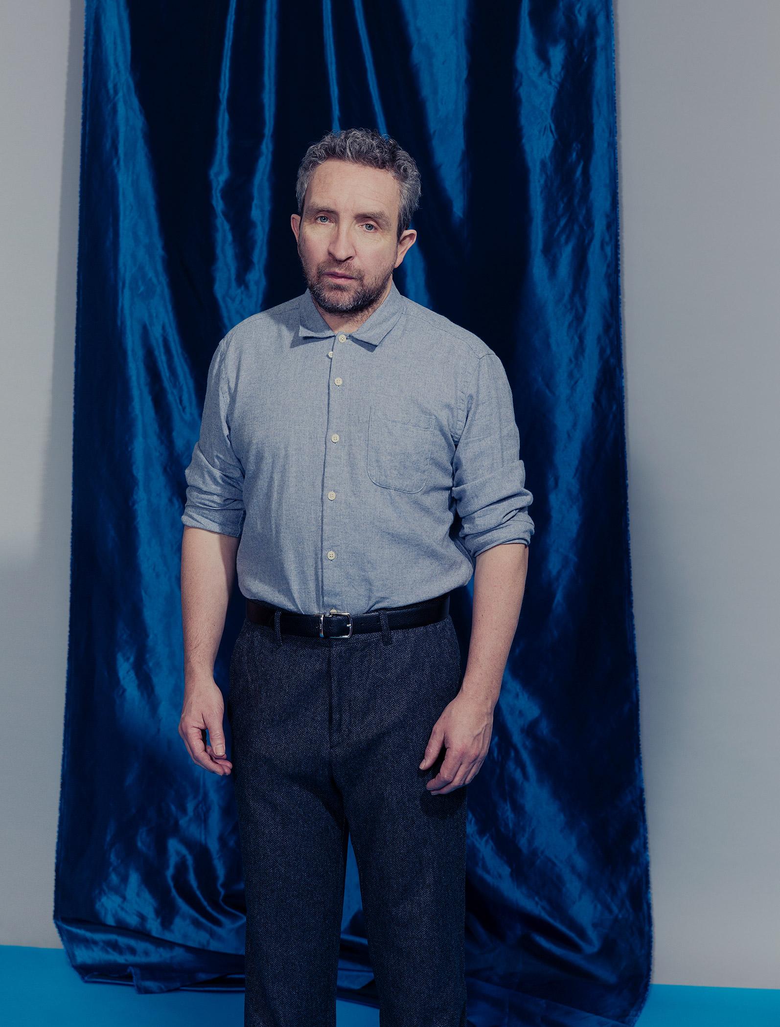 Eddie Marsan, Fabric