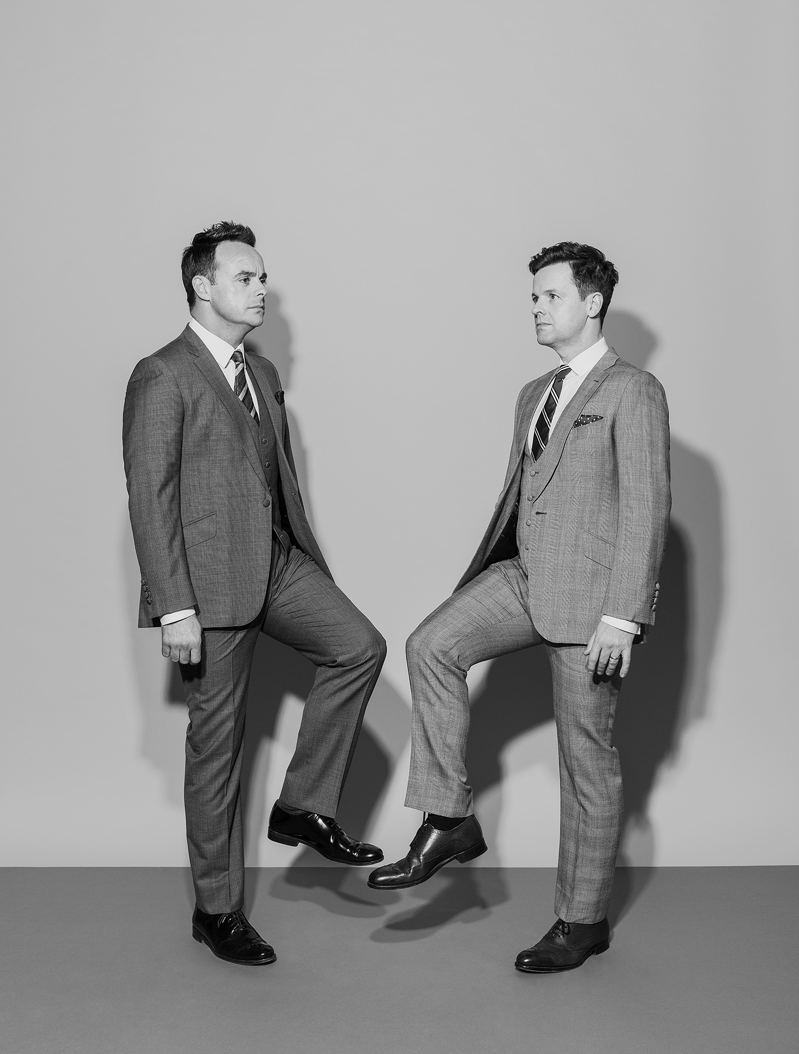 Ant & Dec, Guardian Weekend