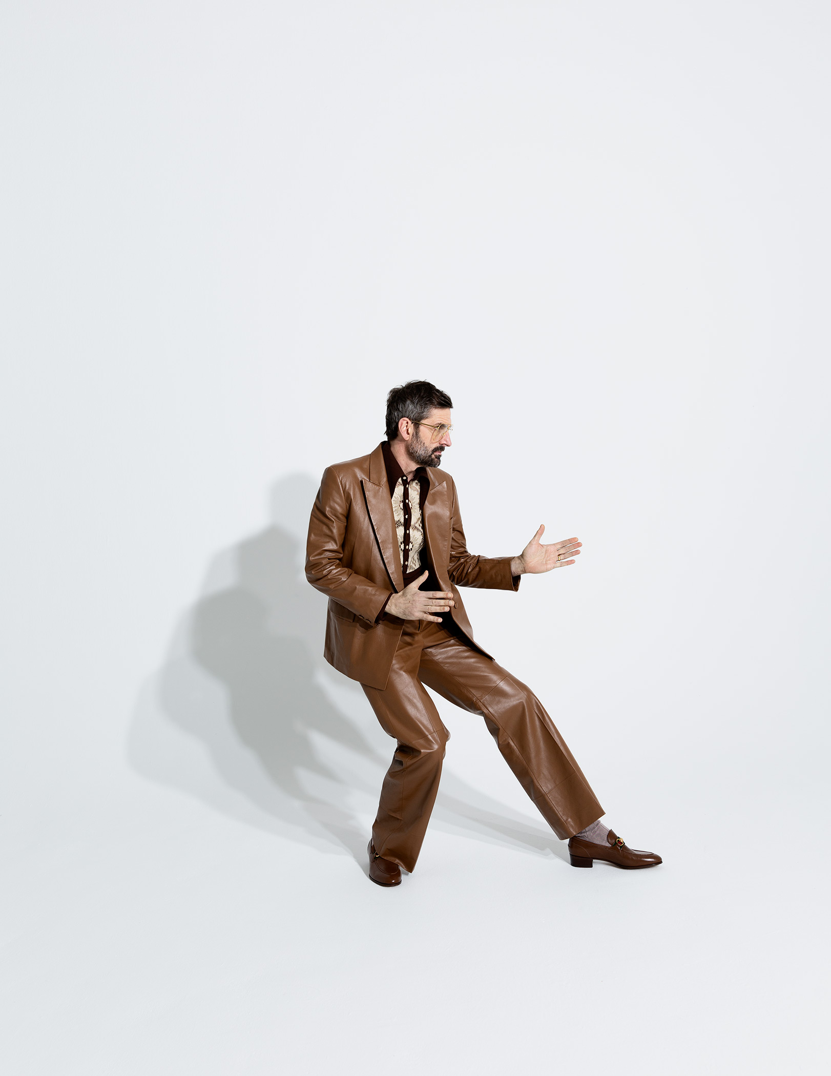 Louis Theroux, Guardian Weekend